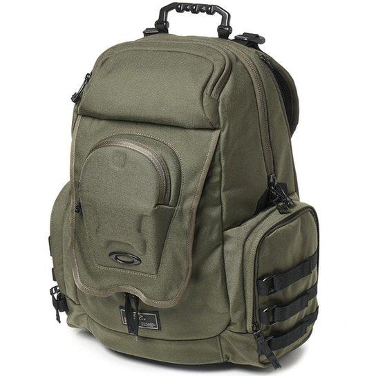 14cad37f10b75 Mochila Oakley Icon Pack 4.0 Militar - Verde - Compre Agora