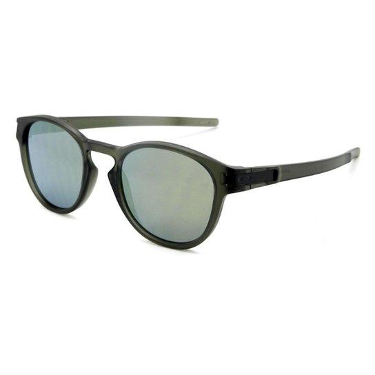 Óculos de Sol Oakley Latch Emerald Iridium - Verde - Compre Agora ... 1bddc1234a