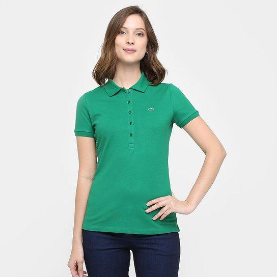 cbaa0d9f44ca8 Camisa Polo Lacoste Lisa - Compre Agora