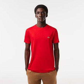 13500e7f847a3 Camisetas e Roupas Lacoste em Oferta   Zattini
