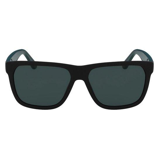 33684ea8a66ca Óculos de Sol Lacoste L732S 004 56 - Verde - Compre Agora