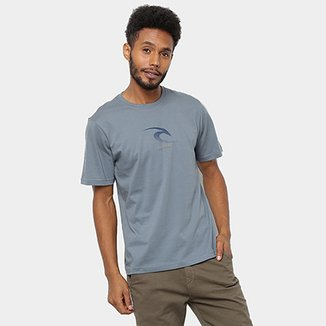 f7dfd15be Camiseta Rip Curl Front Line Masculina