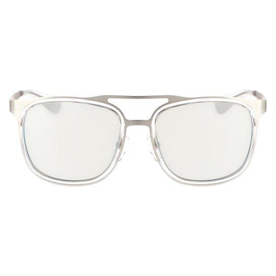 Óculos de Sol Calvin Klein Jeans CKJ136S 000 53 - Compre Agora   Zattini efaa64a418