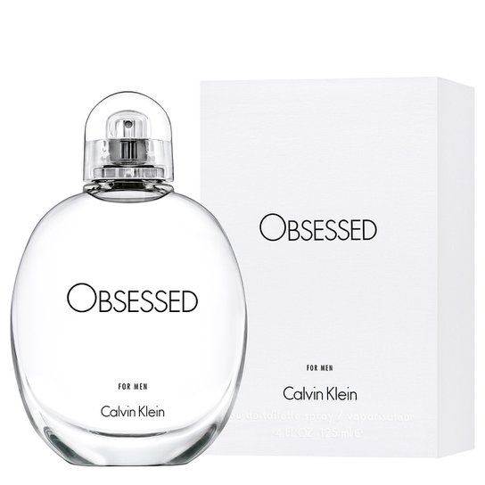 dccd6f8c4 Perfume Calvin Klein Obsessed Men EDT Masculino 125ml - Incolor ...