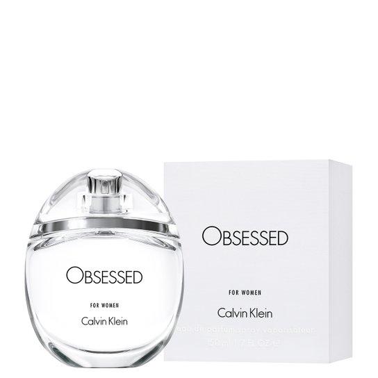 0f7dba021 Perfume Calvin Klein Obsessed Women EDP Feminino 50ml - Incolor ...