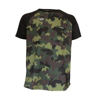 Camiseta Especial Threat Hurley Masculina 57137709330