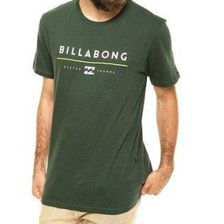 023a47a8067 Camiseta Stacker Billabong Masculina