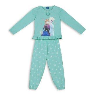 ee4e0c594 Pijama Infantil Lupo Disney Frozen