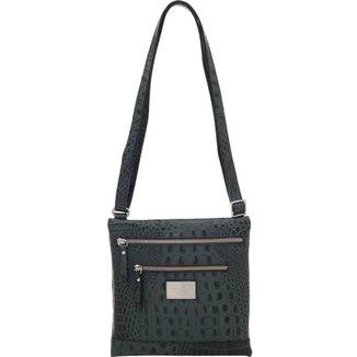 6401f64b9 Bolsa Smart Bag Couro Transversal