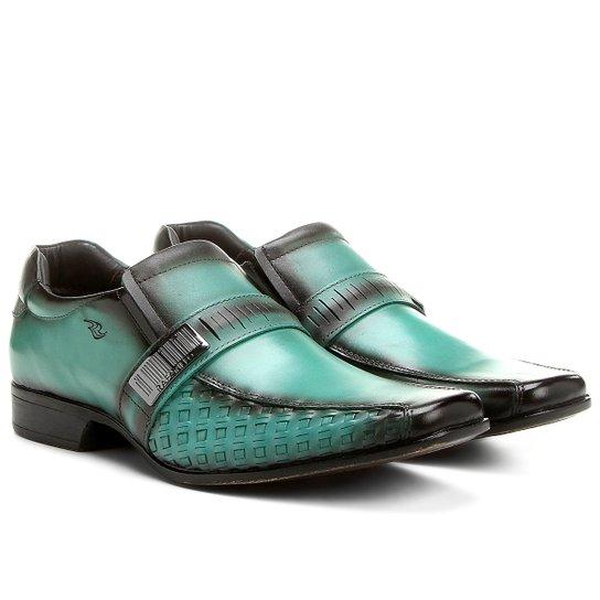 Sapato Social Couro Rafarillo Las Vegas - Compre Agora   Zattini 9e398e0093