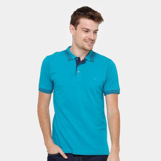 Camisa Polo Forum Piquet Masculina - Compre Agora  665f7b6287c25