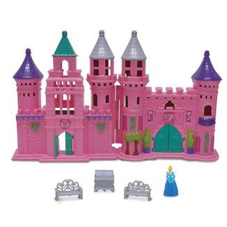 f6c7834d8e Castelo da Princesa Disney Cinderela - Elka