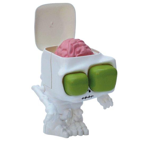 04c0d0280c Mini Figura - Zombie Infection - Zumbi - Jaime Bone - Fun - Compre ...