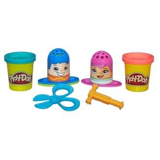 e6ffab9fb5 Conjunto de Massa de Modelar Play-Doh - Corta Cabelo - Hasbro