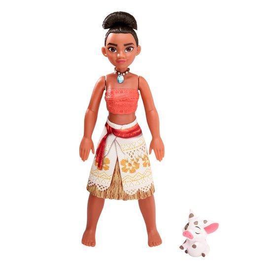 Boneca Moana - Disney - Moana Exploradora - Hasbro - Compre Agora ... d0920f123aea8