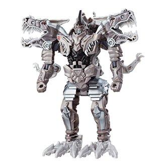 8747a1e743 Boneco Transformers - The Last Knight - Knight Armor Turbo Changer -  Grimlock - Hasbro