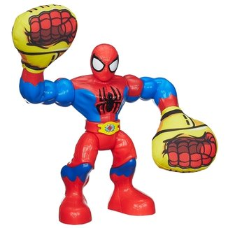 Boneco Marvel Super Hero - Spider Man Kapow - Hasbro - Disney e2e7b1d314d