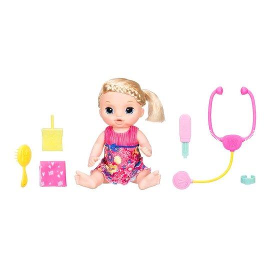 30c30c1c77 Boneca Baby Alive - Doce Lágrimas - Loira - C0957 - Hasbro - Incolor ...