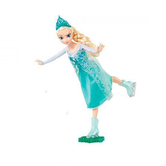 01869e27c0 Boneca Princesa Elsa - Patinadora no Gelo - Disney Frozen - Mattel - Incolor