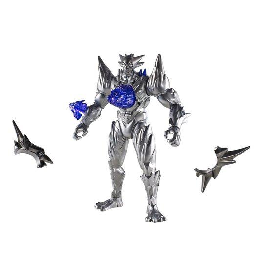 f48a943fd2 Boneco Articulado - 30 Cm - Max Steel - Terrorax - Mattel - Compre ...