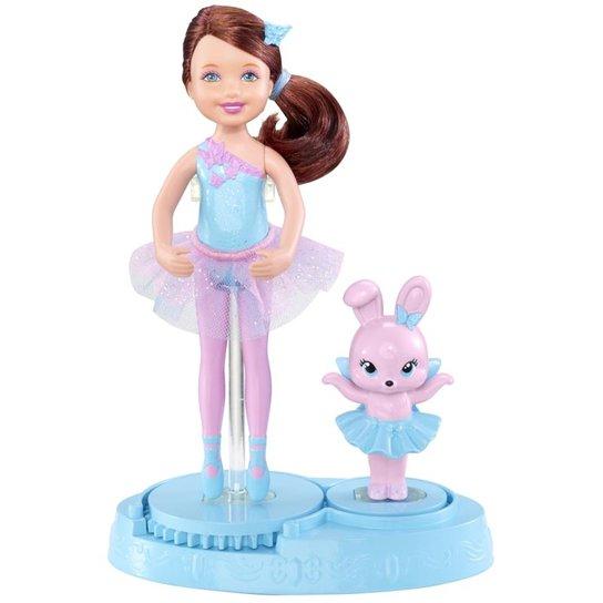bbc041c570 Boneca Barbie e as Sapatilhas Mágicas - Chelsea e Bichinho - Mattel -  Incolor