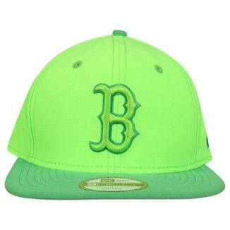 a37ed11685e7c Boné New Era 950 MLB Original Fit Boston Red Sox