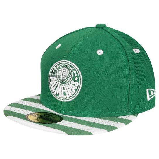 Boné New Era Palmeiras 5950 Listrado - Compre Agora  c1ebf229e4e
