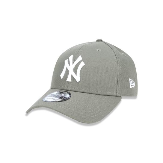 Boné 940 New York Yankees MLB Aba Curva Snapback New Era - Verde ... 72ff1a85a1f57