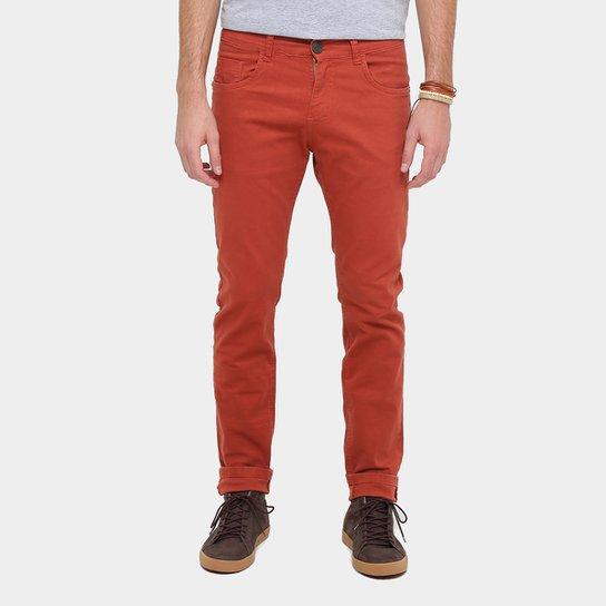 815350697 Calça Sarja Skinny RockBlue Color Masculina - Compre Agora | Zattini