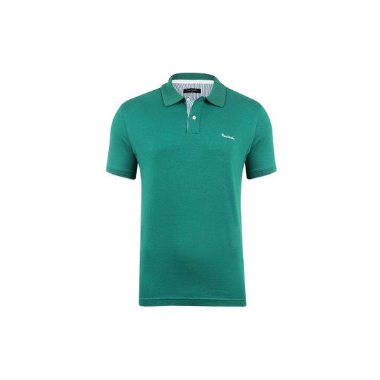 Camisa Polo Pierre Cardin Charm Masculina - Compre Agora  cbe8db78d427c