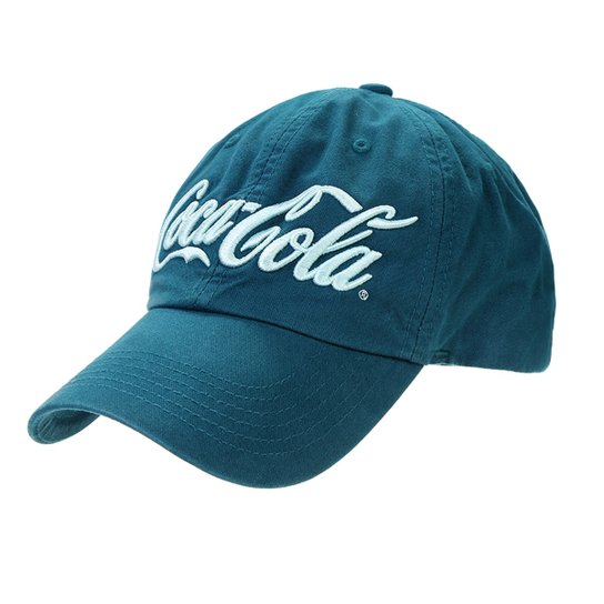 Boné Coca-Cola Aba Curva Bordado 3D Masculino - Compre Agora  2b09c8a049f