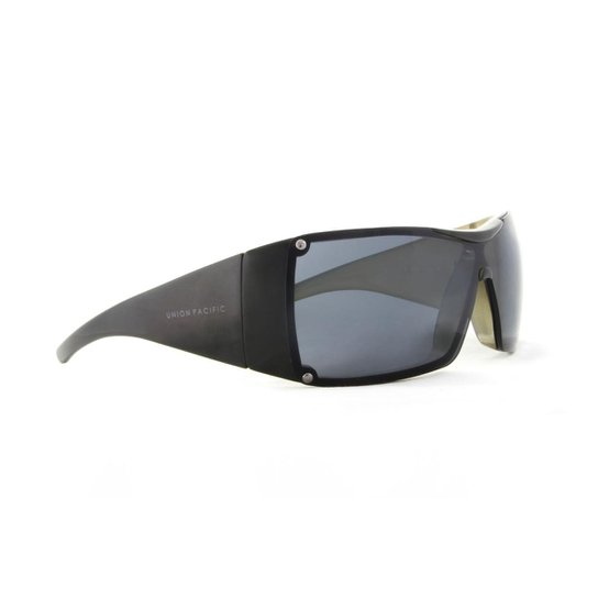 34a864558 Óculos de Sol Union Pacific Acetato Musgo Lente | Zattini