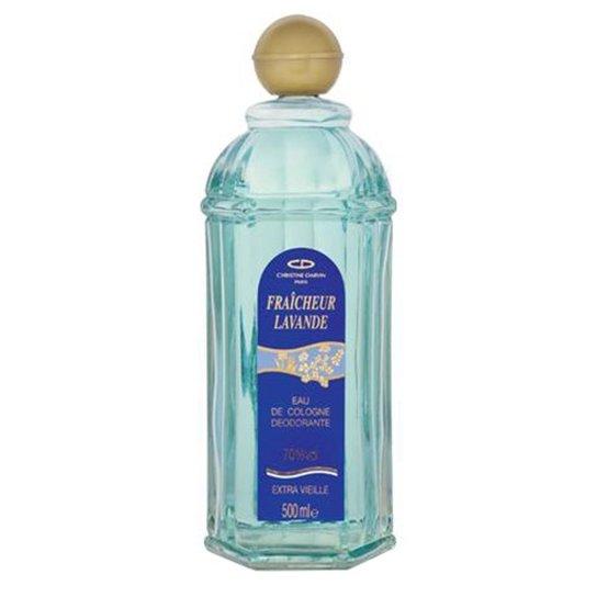 96a004aa01a Fraicheur Lavande Christine Darvin - Perfume Unissex - Eau de Cologne 250ml  - Incolor