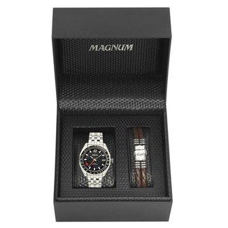 95fdbe3a78a Relógio Unissex Mormaii Fit Troca Pulseira Mobo397. Ver similares. Confira  · Kit Relógio Magnum Masculino