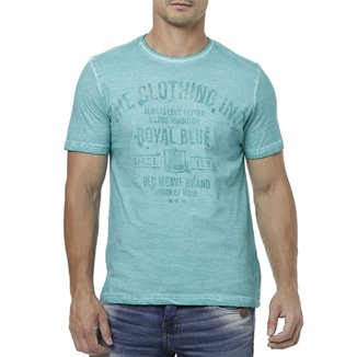 Camiseta Manga Curta Tigs 7c676ce480401