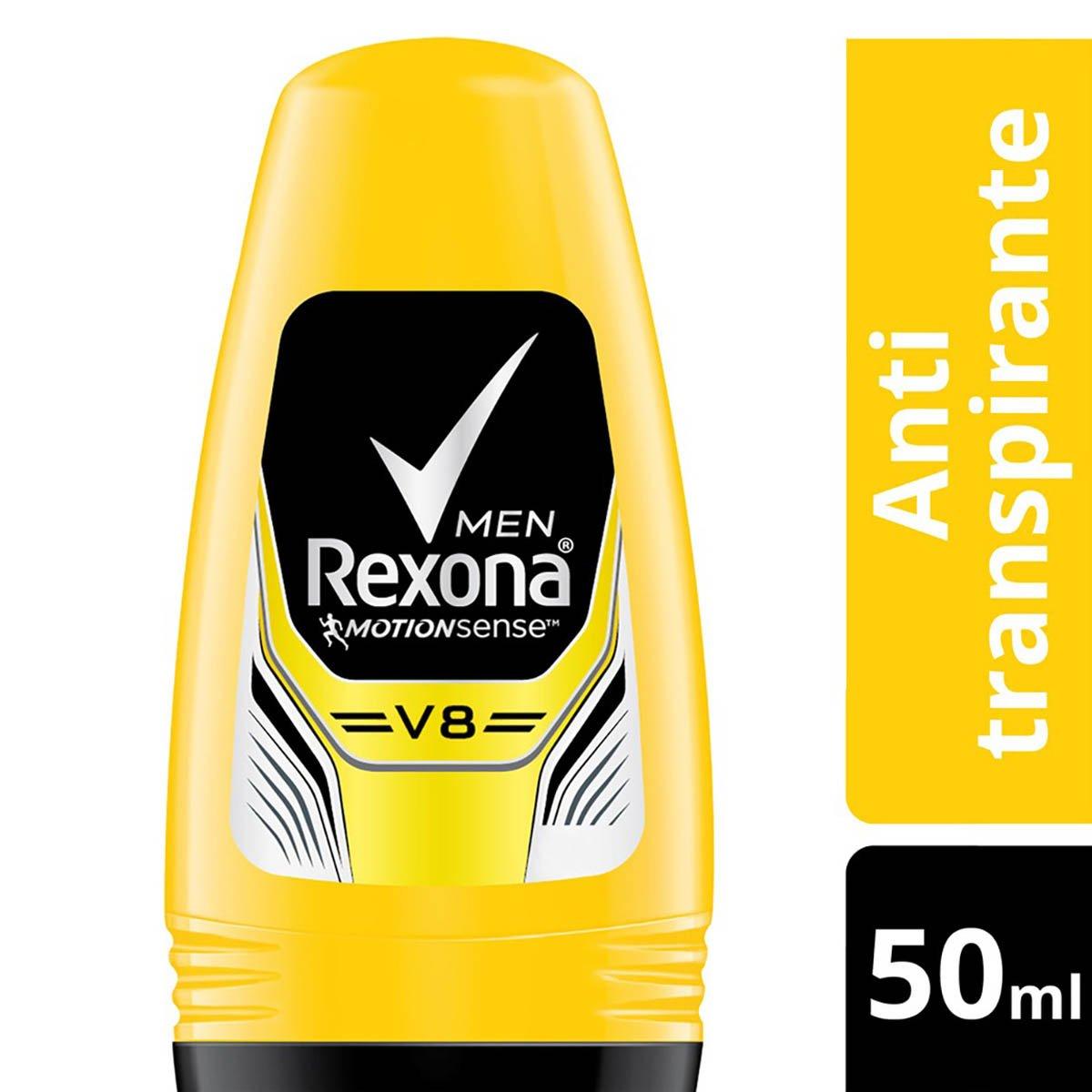 Desodorante Antitranspirante Rexona  V8 50ml