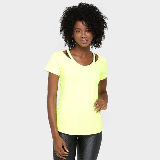 Camiseta Memo Decote Vazado - Compre Agora  fea34e5096c43