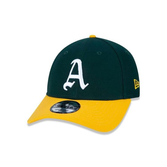 Bone 940 Philadelphia Athletics MLB New Era - Verde - Compre Agora ... 8d3d50da51b