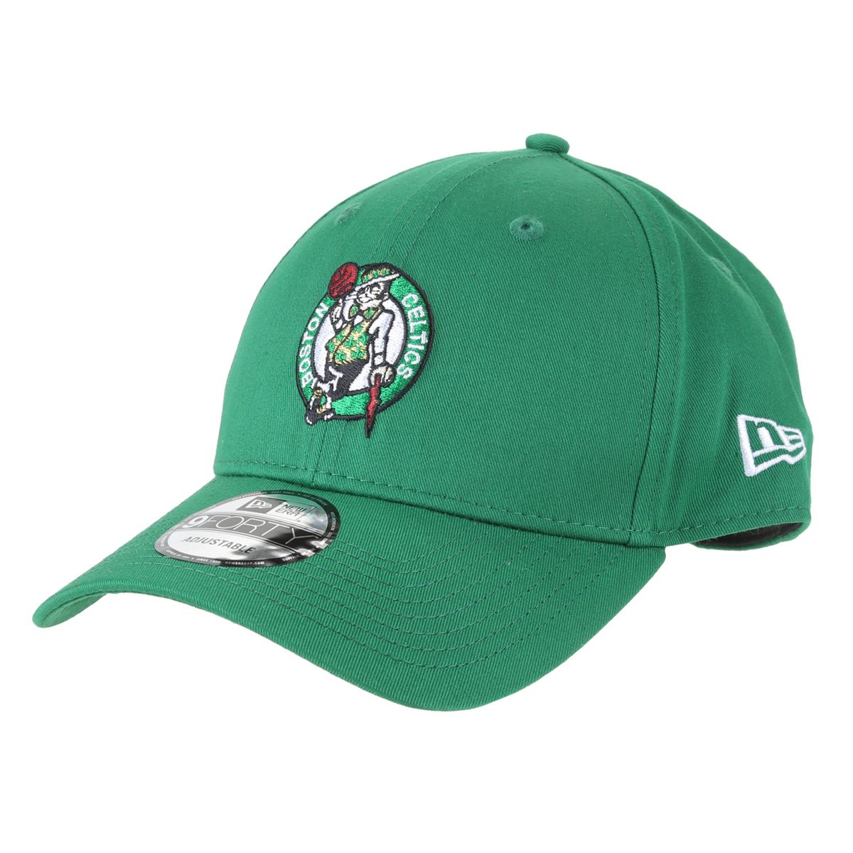 Boné New Era NBA Boston Celtics Aba Curva Snapback 940