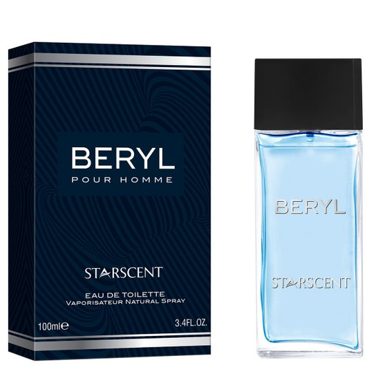 433ba98f3 Perfume Beryl Men Masculino Starscent EDT 100ml - Incolor