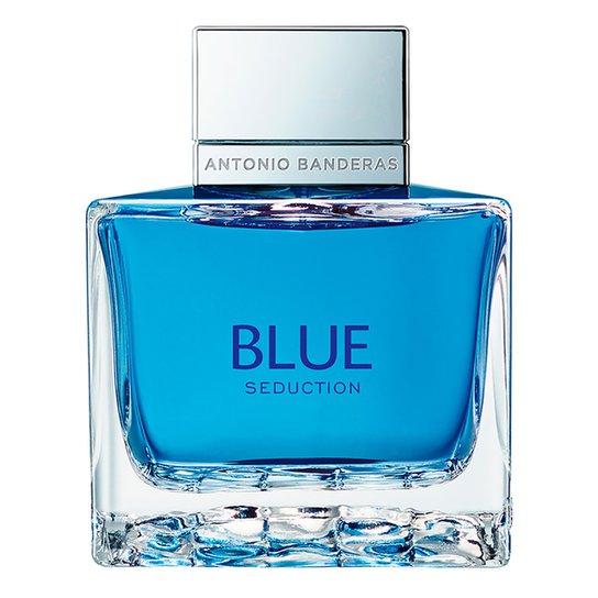 423854736 Perfume Blue Seduction Masculino Antonio Banderas EDT 100ml - Compre ...