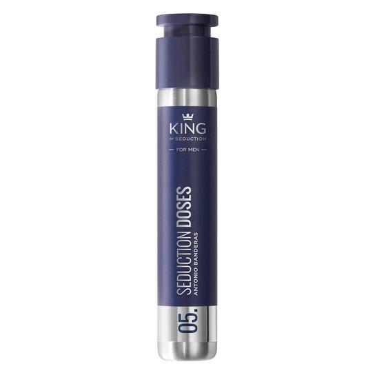 c1e4a09d1 Perfume Antonio Banderas Masculino King Of Seduction EDT 30ml - Incolor
