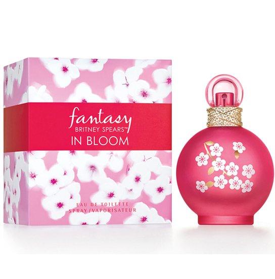 e27742b35 Perfume Fantasy in Bloom Feminino Britney Spears Eau de Toilette 100ml -  Incolor