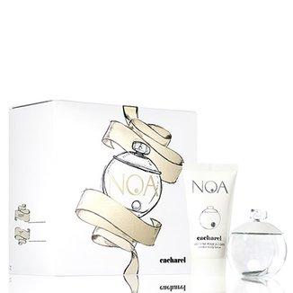 fbc52eed2 Kit Perfume Noa Feminino Cacharel EDT 50ml + Body Lotion 50ml