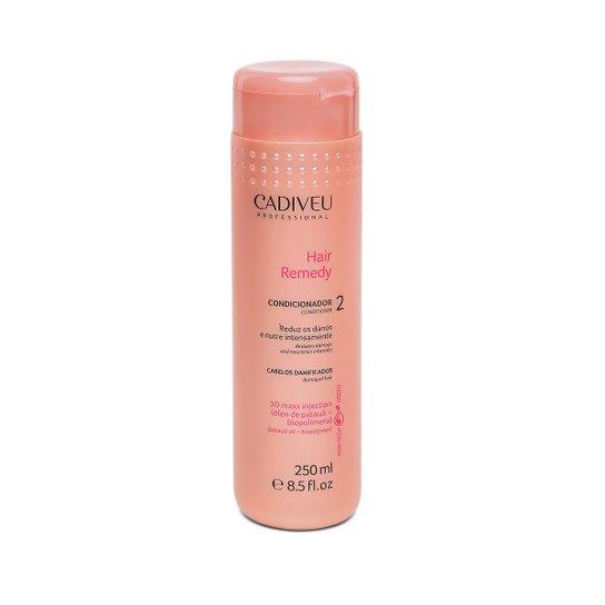 4fa6a6b22 Condicionador Cadiveu Professional Hair Remedy 250ml - Incolor ...