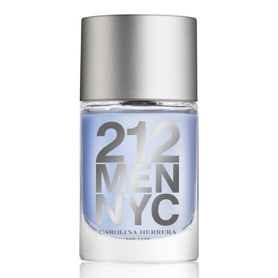1fa3f4f11 Perfume 212 Men Masculino Carolina Herrera Eau de Toilette 30ml - Incolor