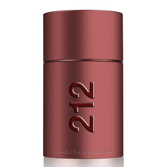 aa81e6bf3ac Perfume 212 Sexy Men Masculino Carolina Herrera EDT 50ml - Incolor ...
