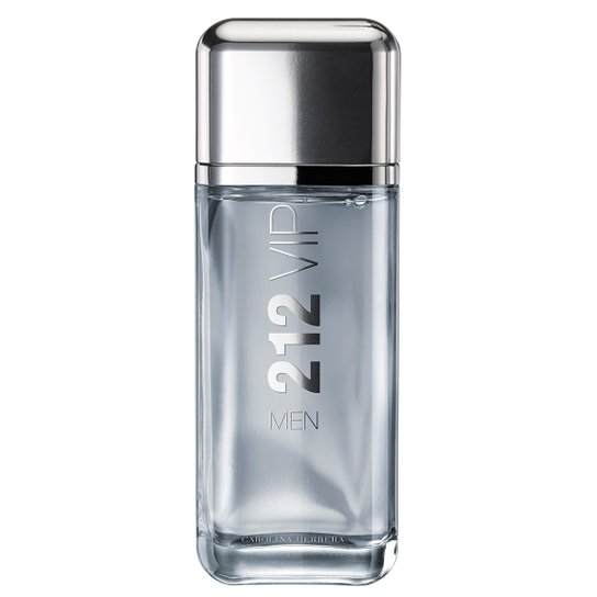 473f013a65 Carolina Herrera Perfume Masculino 212 Vip Men EDT 200ml - Incolor ...