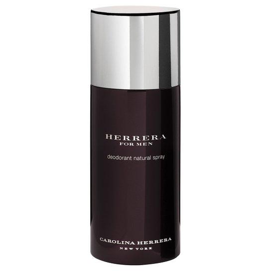 42723f80d Desodorante Masculino Herrera For Men Carolina Herrera 150ml - Incolor