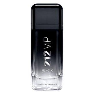 67c44ab35 Perfume 212 Vip Black Masculino Carolina Herrera EDP 200ml